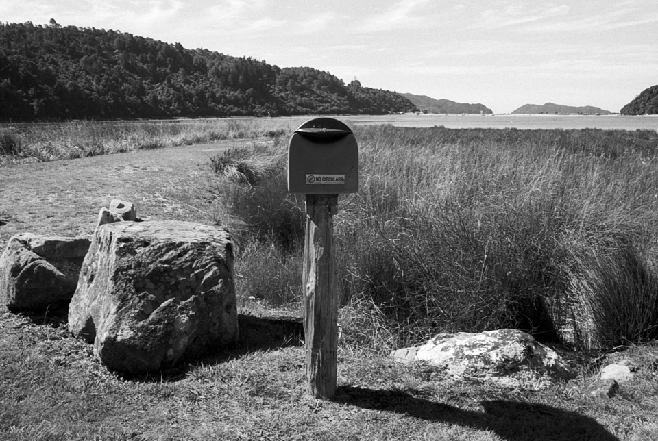 New Zealand Mailboxes